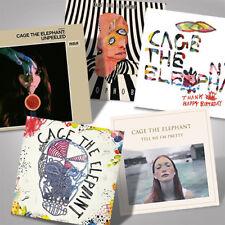 Cage the Elephant - The Cage The Elephant Complete Studio Albums Vinyl Bundle [N