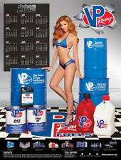 4 Pack VP Racing 5 Gallon Square White Racing Utility Jugs Fuel Jugs