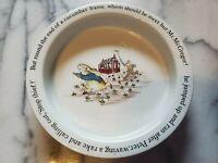 Peter Rabbit bowl Wedgewood beatrix potter design bowl