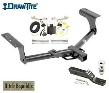 Class 3  Drawtite Trailer Hitch Package  for 2013-2017 Toyota Rav4  SUV  75235