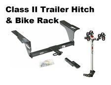 Class II Trailer Hitch & Bike Rack for Subaru Legacy & Outback 2010-2014