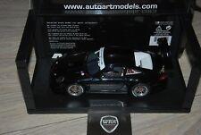 PORSCHE 911 997 GT3 R PLAIN BODY BLACK AUtoart TOP!! 1/18 SEE INFO