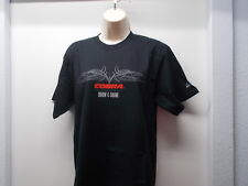 NOS Cobra Show & Shine TShirt Mens Preshrunk Cotton SST 003
