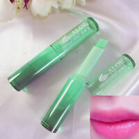 Magic Temperature Color Changing Lipstick Moisturing Pink Balm Lip to Neu G V0R7