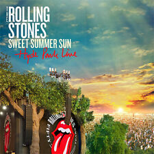 THE ROLLING STONES 2 CD + DVD NEW Sweet Summer Sun Hyde Park Live *FREE UK POST