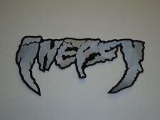 INEPSY TOXIC METAL PUNK EMBROIDERED BACK PATCH