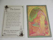 Mortal Instruments City of Bones Trading Tarot Card Single The Lovers WC NEW
