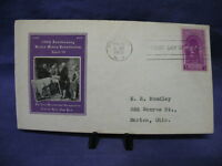150th Anniv. U.S. Constitution First Day Issue Event Cover 4/30/1939 N.Y. #045