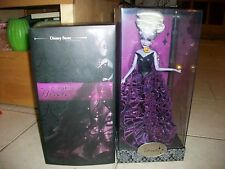 Ursula Disney Villains Designer Collection Doll LIMITED EDITION