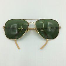 American Optical AO 1-10 12k GF Calobar  C63 Sunglasses