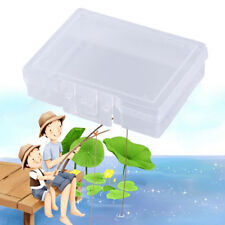 Multifunctional High Resistance Transparent Strength Plastic Fishing Lure BoxM&C