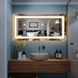 Bathroom Wall Mounted Mirrors For Sale Ebay