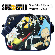 Soul Eater lots man unisex Casual  shoulder bag messenger bag  HYB86