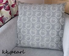 """Double Sided Elegant Vintage Cushion Cover JOHN LEWIS ROSE Floral Fabric 20"""""""