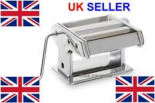 Stainless Steel Pasta Lasagne Spaghetti Tagliatelle Ravioli Maker Machine UK