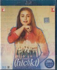 HICHKI- YRF 2 DISC SET (BLU-RAY & AUDIO CD) BOLLYWOOD DVD - Rani Mukerji.