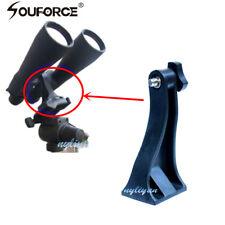 2PCS Tripod Adapter connect bracket For Telescope Binoculars Scope Sports Hunt