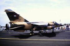 3/821 Dassault Mirage F1EJ Royal Jordanian Air Force  Kodachrome Slide