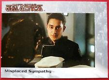 BATTLESTAR GALACTICA - Premiere Edition - Card #53 - Misplaced Sympathy