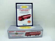 Moderne ATLAS DINKY SUPERTOYS 943 Leyland Octopus citerne Esso SEALED IN BOX