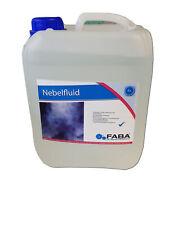 10 L Smoke Fluid Nebelfluid Nebelflüssigkeit für Laser- und Lichtshow 2 x 5 L