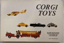 Collectible Corgi Toys Identification Guide Edward Force 1984 224 Pages