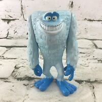 "Disney Pixar Monster's Inc Abominable Snowman 5"" Figure McDonalds Happy Meal Toy"