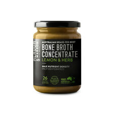 Meadow & Marrow Bone Broth Concentrate [Flavour: Lemon & Herb]