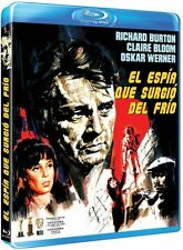 THE SPY WHO CAME IN FROM THE COLD -  BLU RAY - Sealed Region B