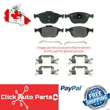 Disc Brake Pad Set-TRC Ceramic Disc Brake Pad Front   TRC-882