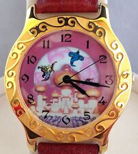 NEW DISNEY ALADDIN ANIMATED DIAL LIMITED EDITION COLLECTOR'S WATCH by PEDRE