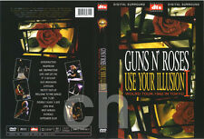 GUNS N' ROSES: World Tour Live - Use Your Illusion 1 (1992) DVD NEW