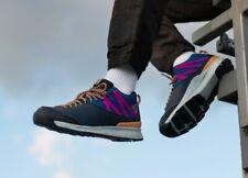 New Nike Okwahn II Men's Shoes in Obsidian / Fuel Orange Indigo Colour Size 10