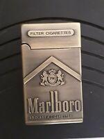 MARLBORO CIGARETTE GUS LIGHTER !!! # 01