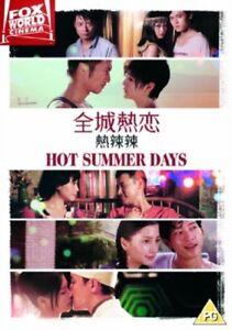 Hot Summer Days DVD *NEW & SEALED*