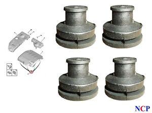 PEUGEOT 307 308 407 508 607 CITROEN C4 C5 C8 TOP ENGINE COVER RUBBER MOUNT X 4