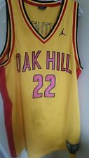 CARMELO ANTHONY OAK HILL HIGH SCHOOL Sewn 2XL 2002 BASKETBALL Jersey Jordan