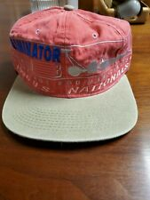 NHRA Top Eliminator Hats U.S. Nationals Indianapolis (1996)