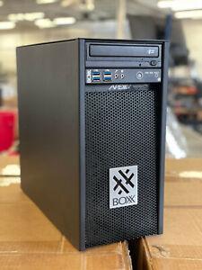 BOXX Apexx 2 Custom PC 16GB DDR4 512GB SSD 4.20GHz i7 7700K GTX 1070 8GB W10PRO