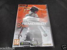 PC Spiel Remember Me Brandneu Versiegelt