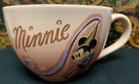"""Minnie Mouse Coffee Cup Mug by Disney Store """"Pink"""". Item 1047"""