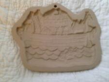 Brown Bag Cookie Mold Noah's Ark 1996