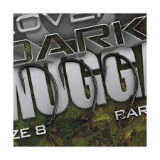 Gardner Covert Barbed Hooks - Size 6, Dark Mugga (DMH6)