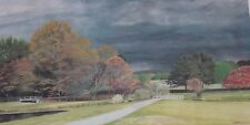 AB Kalinin Spring Storm At Callaway Golf Signed & Numbered Lithograph Print #456