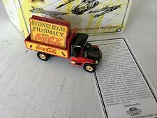 MATCHBOX COLLECTIBLES -COCA-COLA BRAND 1920 MACK AC -YPC03-M