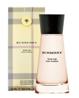 BURBERRY TOUCH FOR WOMEN - Colonia / Perfume EDP 100 mL - Mujer / Woman / Her