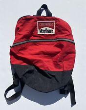 Vintage 90's Marlboro Backpack