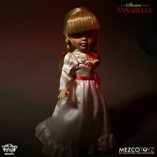 """Living Dead Dolls Presents Annabelle The Conjuring Mezco Toys 10"""" Horror"""