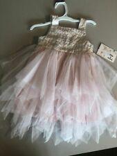 Kids Toddler Girls Party Princess Wedding Birthday Tulle Tutu Dress
