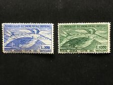 VATICAN: 1949 High Value Stamps Series: C18  and C19 MNH.